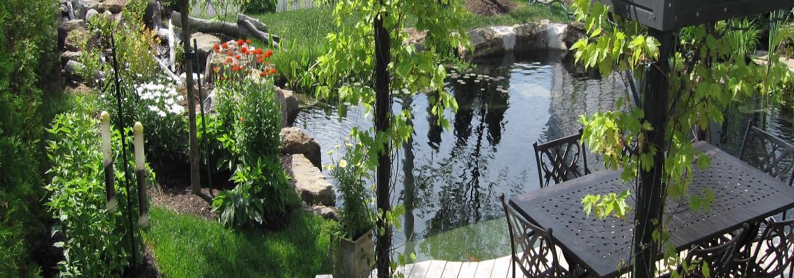 Jardin de baignade